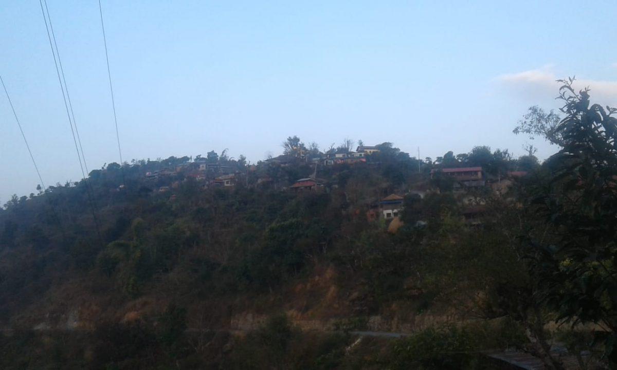 Beautiful place of Tanahu place