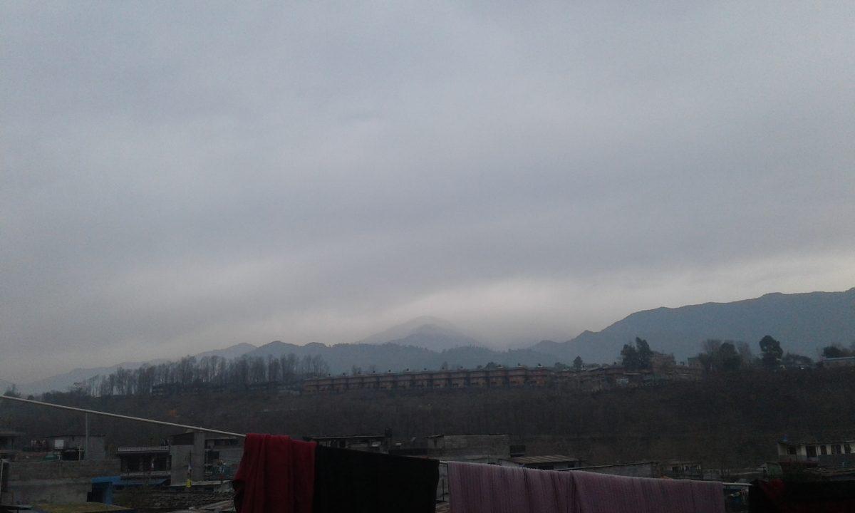 Maha Shivaratri Weather rainfall on Pokhara Today