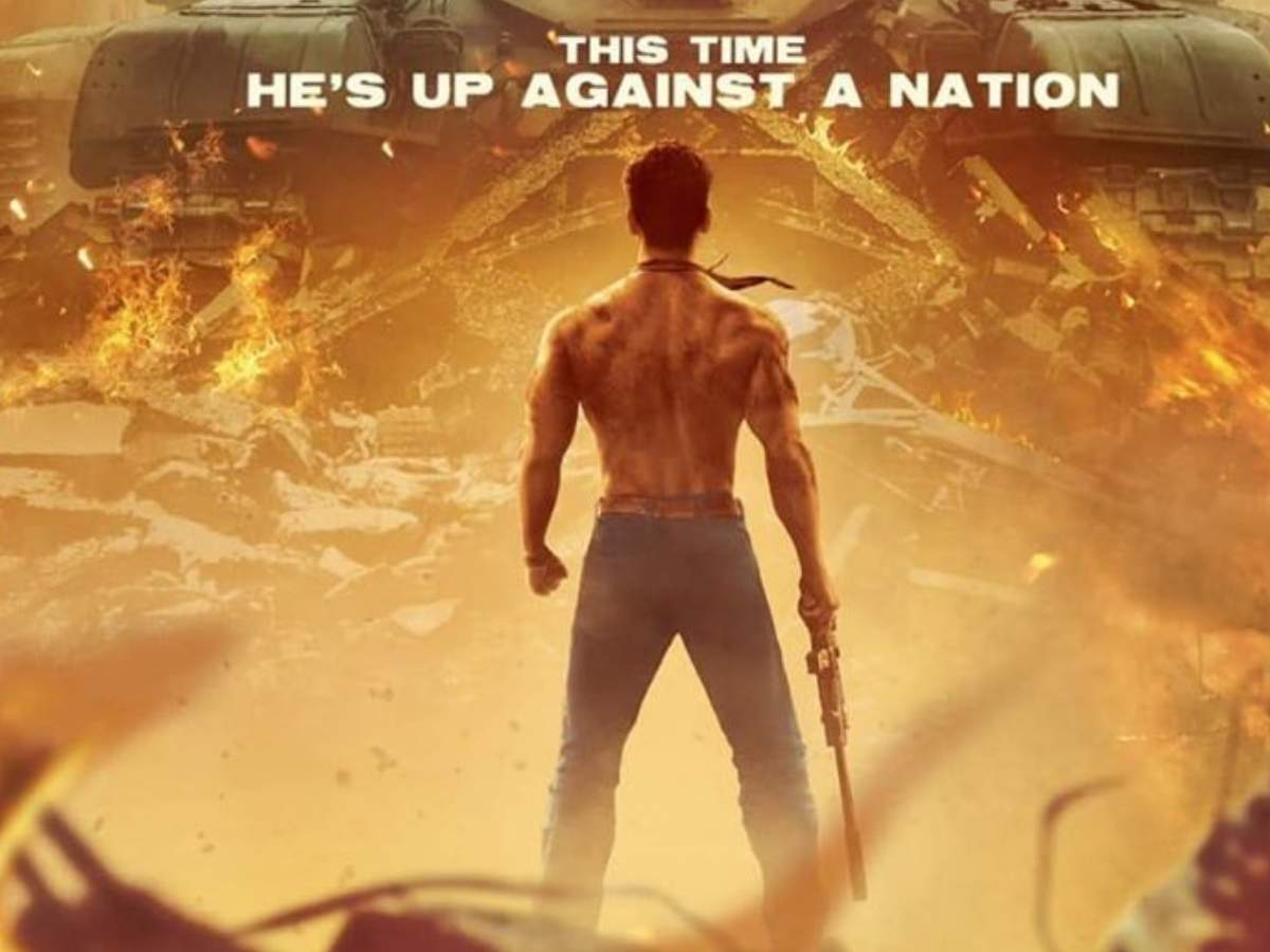 Baaghi 3 Poster Release Out