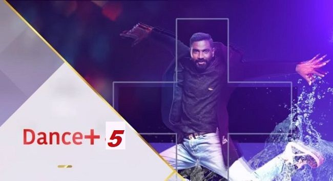 Top 2 Finalist Weekend on Dance Plus 5