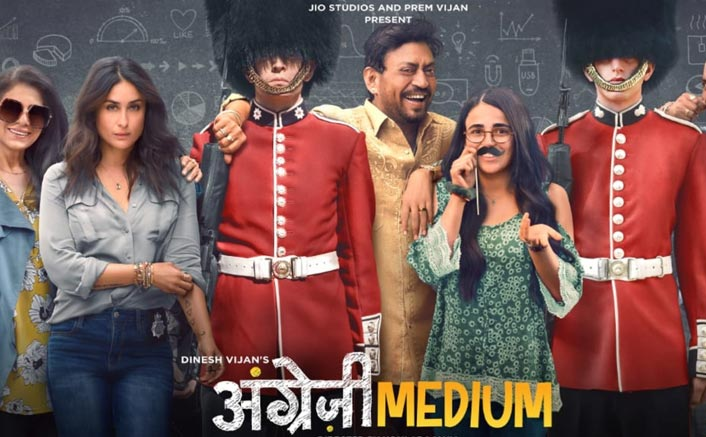 Upcoming movie of Angrezi Medium