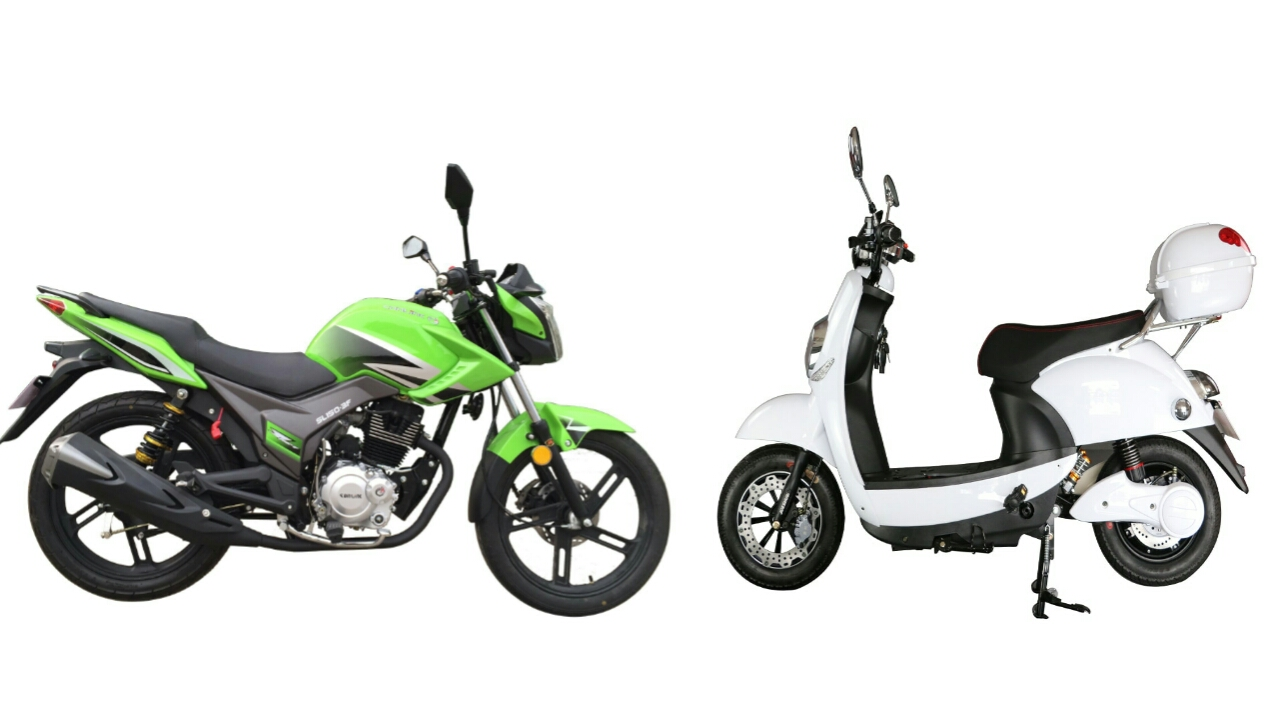 How to Start your Bike and Scotor