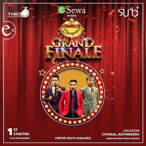 Grand Finale of Comedy Champion