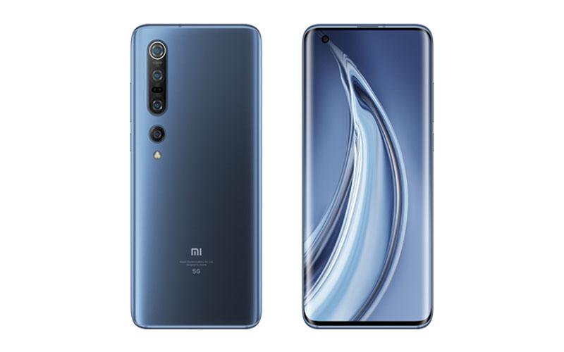 Xiaomi Mi Ten in the world market