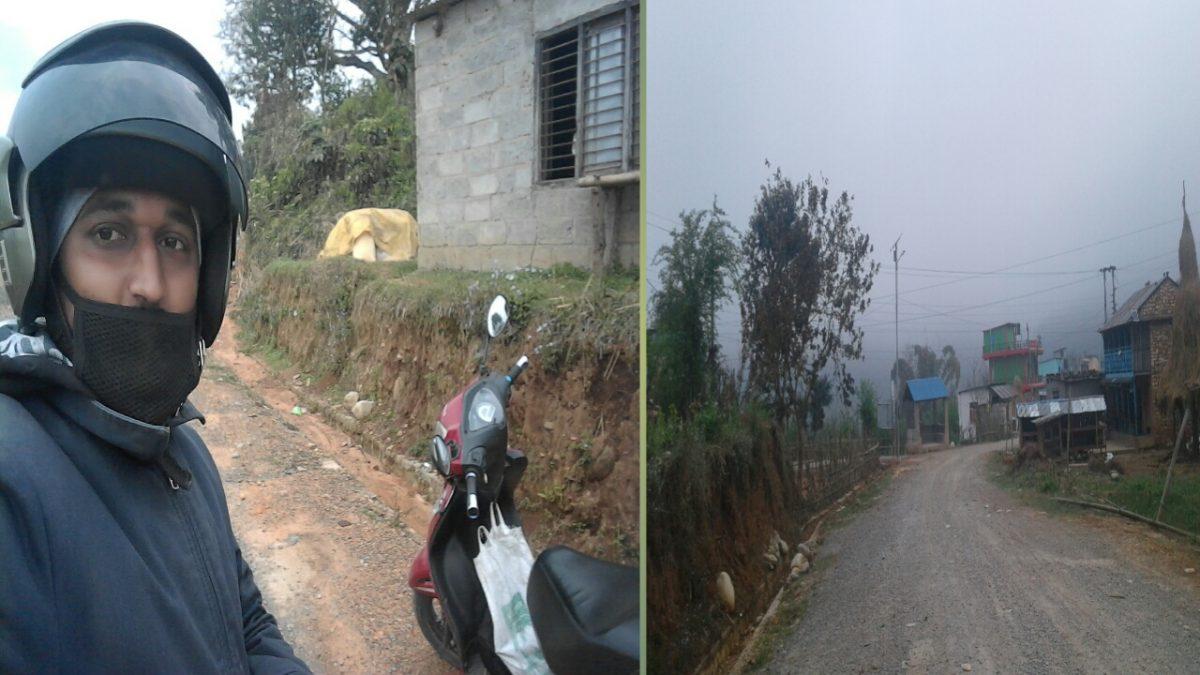 Visiting Lilachowk Tanahu at Today