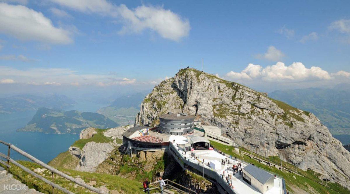 Mount Pilatus Beautiful place of Switzerland