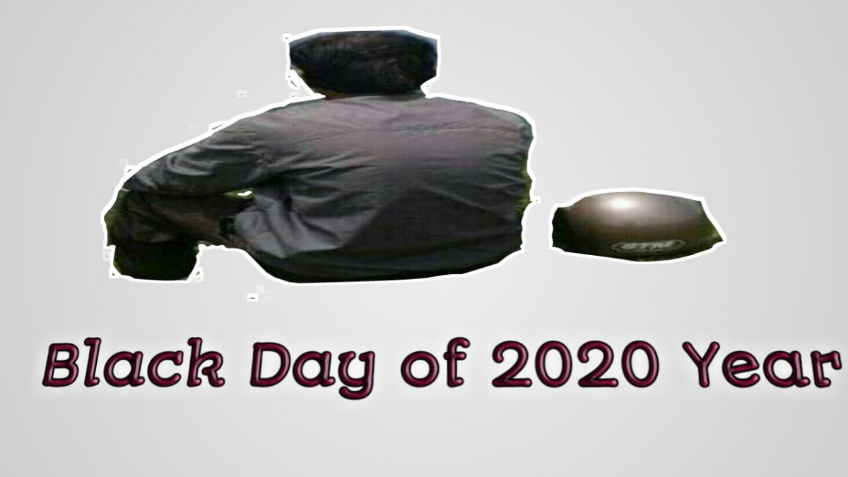 Black Day of the 2020 Year