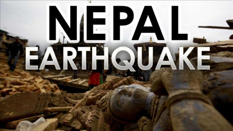 5th Years Enter To Celebrate Earthquake in Nepal