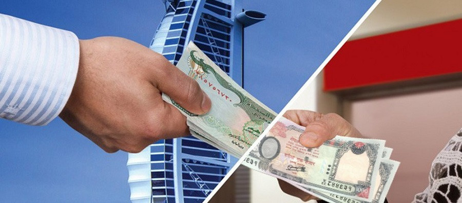 Remittances halved after Corona's impact