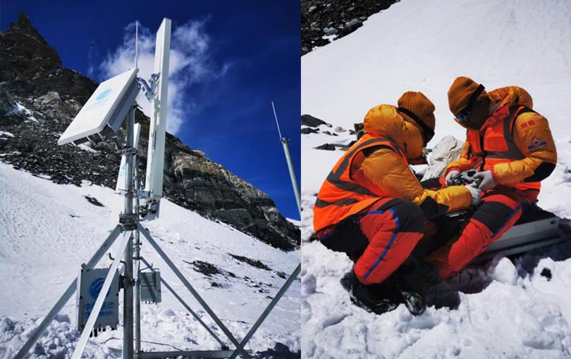 5G service operation in Everest