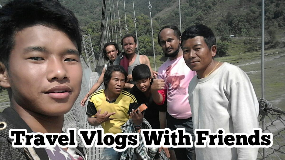 Travel Vlogs With Friends