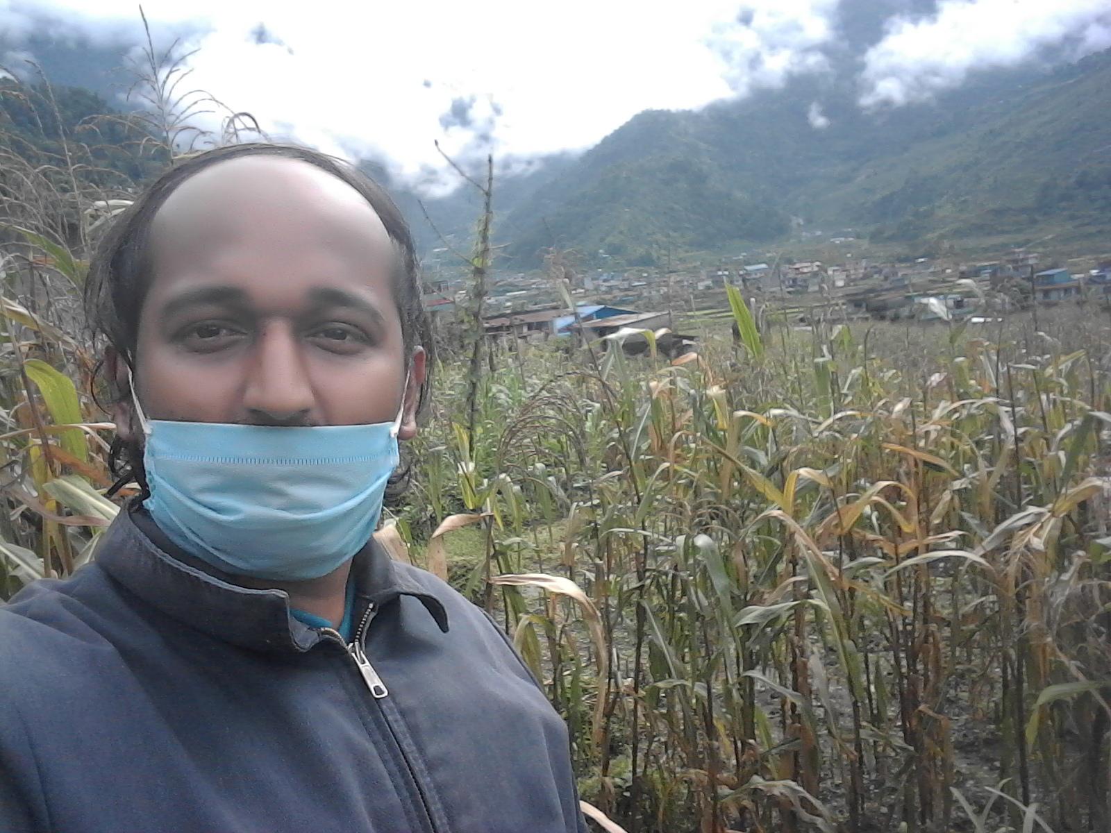 Yesterday I Visit Jaimure Place of Pokhara