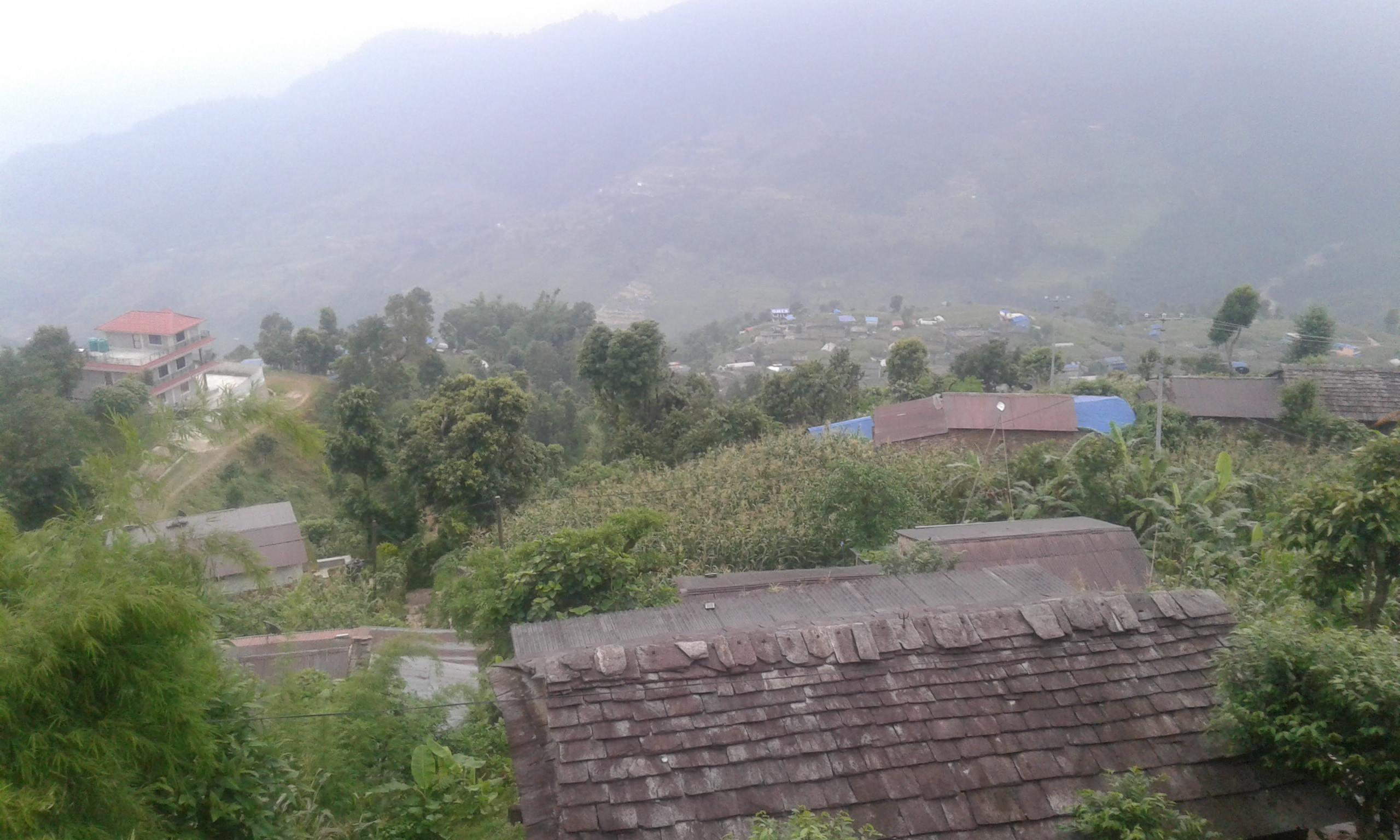 Again I Visit on Naudanda place for Work