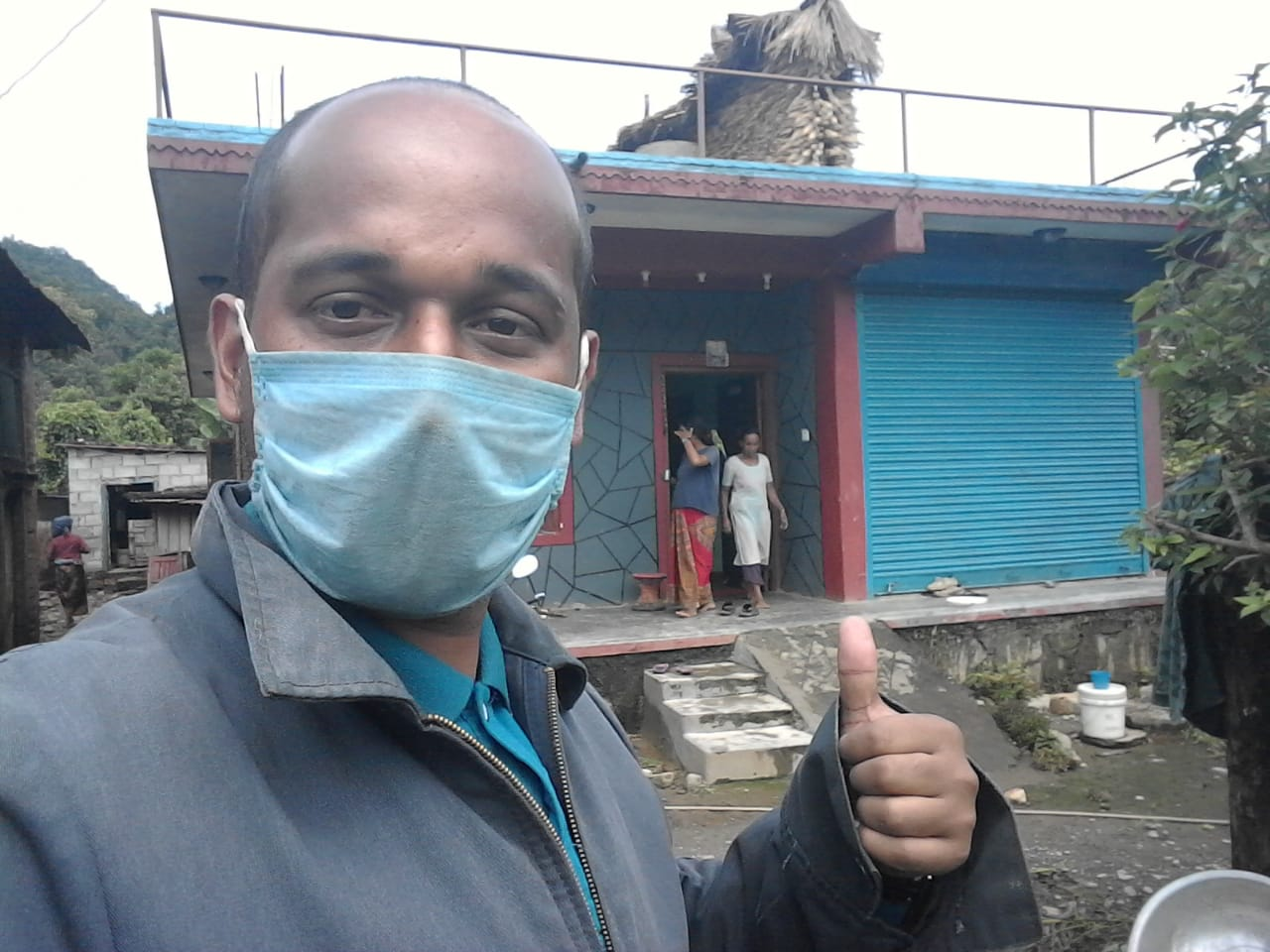 Visting Podi Place of Near Tanahun
