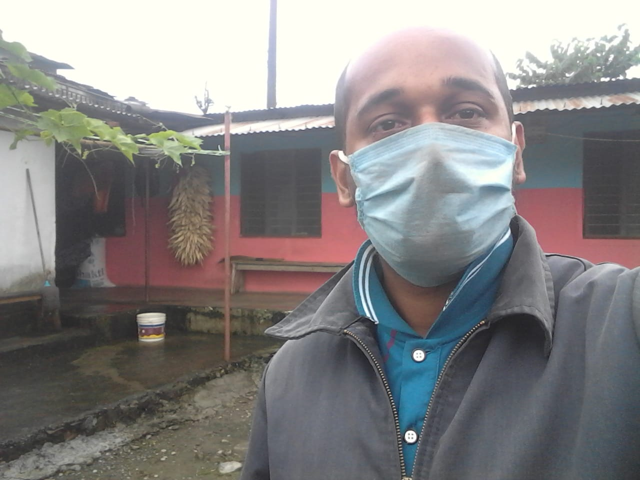 Today I Visiting Gagangauda Place of Pokhara