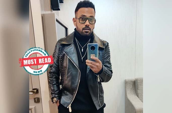 Dharmesh Yelande This Weekend come on Sony TV's India's Best Dancer