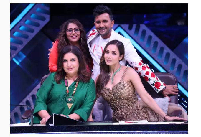 Farah Khan on India Best Dancer this Weekend
