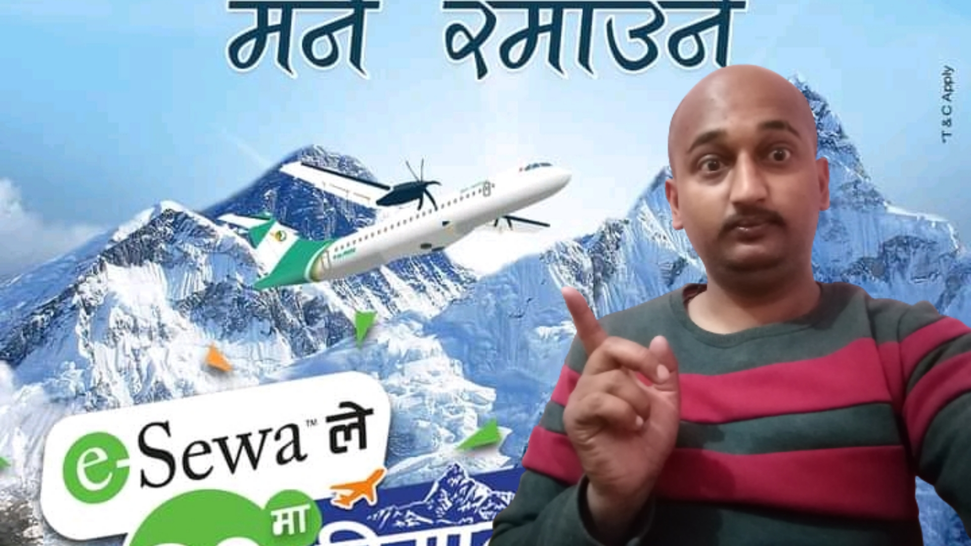 How to join Rs. 20 ma Himal Ghumaune Offer in eSewa