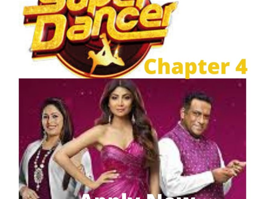 Remo and Farah coming into weekend Super Dancer Chapter 4
