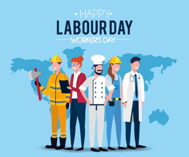 Happy International Labour Day 2021