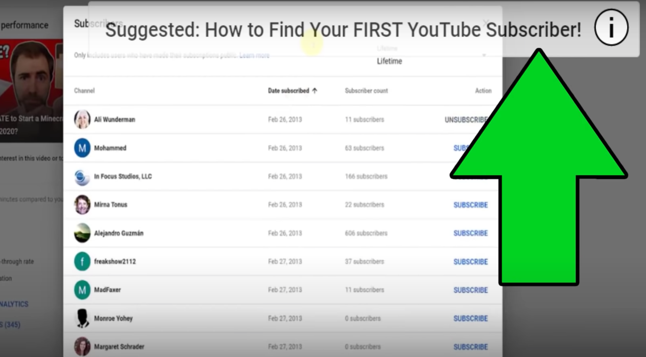 How to Add Cards info website link in Youtube 2021