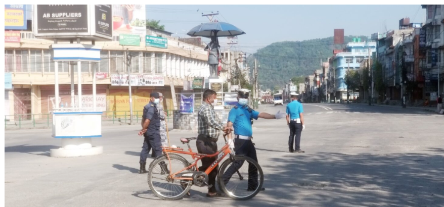 Lockdown will be extended 7 days more in Pokhara