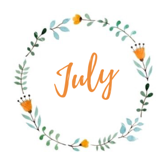 Welcome to July month 2021