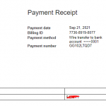 Google Adsense Payment Receipt from Youtube in Nepal